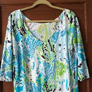 Lilly Pulitzer let's cha cha dress